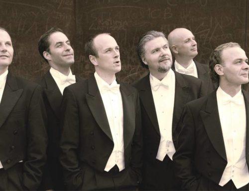 Comedian Harmonists Today – Josef, wir brauchen einen Krippenplatz