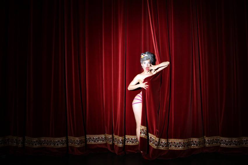 The Petits Fours - Burlesque Show