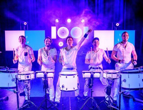 """""""Drum Stars"""" – Die Percussion Show der Extraklasse"""